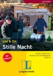 Stille Nacht + CD A2-B1