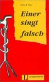 Einer singt falsch (Stufe 2)