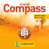 English Compass B1 - 2 Teacher Audio-CDs | Lynda Hübner |