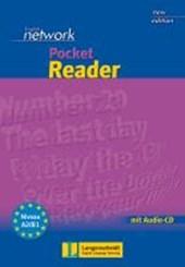 English Network Pocket Reader - Buch mit Audio-CD
