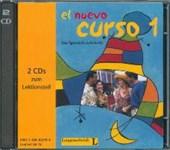 El nuevo curso 1 - 2 Audio-CDs zum Lektionsteil