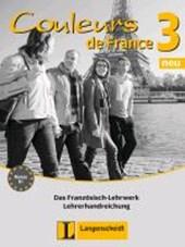 Couleurs de France Neu 3 - Lehrerhandreichung