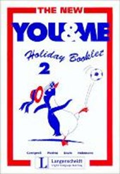 The New YOU & ME. Sprachlehrwerk für HS und AHS (Unterstufe) in Österreich / The New YOU & ME - Holiday Booklets - Holiday Booklet