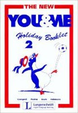The New YOU & ME. Sprachlehrwerk für HS und AHS (Unterstufe) in Österreich / The New YOU & ME - Holiday Booklets - Holiday Booklet |  |