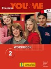 The New YOU & ME. Sprachlehrwerk für HS und AHS (Unterstufe) in Österreich / The New YOU & ME 2 - Workbook