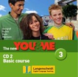 The New YOU & ME 3. 7. Schulstufe. Basic Course. Audio-CD 2 | auteur onbekend |