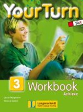 Your Turn 3 - Workbook Achieve