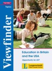 Education in Britain and the USA - Students' Book