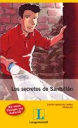 Los secretos de Santullán - Buch mit Audio-CD | auteur onbekend |