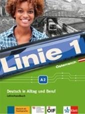 Linie 1 Österreich A2. Testheft Prüfungsvorbereitung und Audio-CD