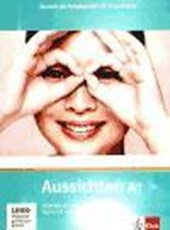 Aussichten. Arbeitsbuch A1 mit Audio-CD und DVD