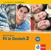 Mit Erfolg zu Fit in Deutsch 2. Audio-CD