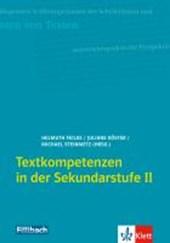 Textkompetenzen in der Sekundarstufe