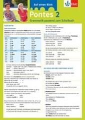 Pontes 02 Grammatik passend zum Schulbuch