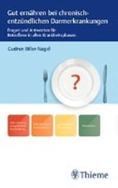 Gut ernähren bei chronisch-entzündlichen Darmerkrankungen