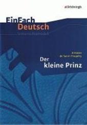 Der kleine Prinz.. EinFach Deutsch Unterrichtsmodelle