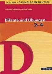 Grundlagen Deutsch. Diktate und Übungen für das 2.- 4. Schuljahr. RSR