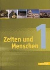 Zeiten und Menschen 1. Schülerband. Gymnasium (G8). Neubearbeitung. Nordrhein-Westfalen
