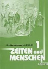 Zeiten und Menschen 1. Arbeitsheft 2. Rheinland-Pfalz
