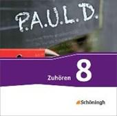 P.A.U.L. D. 8 Zuhören 2 CDs - GY GRS NEU