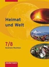 Heimat und Welt 7/8. Schülerband. Hauptschule. Nordrhein-Westfalen
