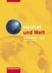 Heimat und Welt 5/6. Schülerband. Erweiterte Realschule. Saarland