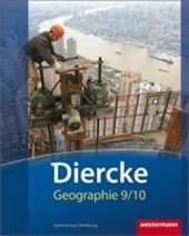 Diercke Geographie 9 / 10. Schülerband. Hamburg