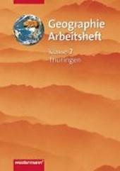 Heimat und Welt  Erdkunde für Thüringen  Regelschule 7. Schuljahr  Arbeitsheft