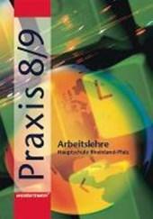 Praxis 8/9. Arbeitslehre für Hauptschulen in Rheinland-Pfalz