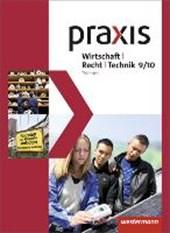 Praxis WRT 9 / 10. Schülerband. Regelschulen. Thüringen