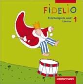 Fidelio Musikbücher 2 - Allgemeine Ausgabe. Hörbeispiele 1