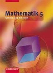 Mathematik 5 - Denken und Rechnen / Schülerband Niedersachsen
