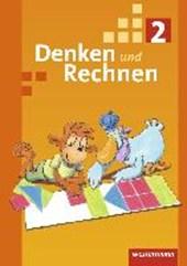 Denken und Rechnen 2. Schülerband. Grundschulen in den östlichen Bundesländern