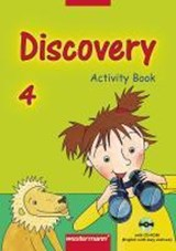 Discovery 4. Activity Book. English with Lucy and Leo | auteur onbekend |