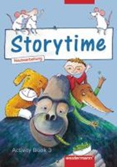 Storytime 3. Activity Book