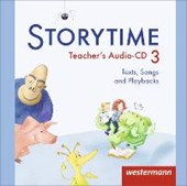 Storytime 3. Audio-CD
