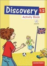 Discovery 1 - 4. Activity Book 1 / 2 mit CD | auteur onbekend |