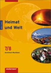 Heimat und Welt 7/8. Arbeitsheft. Hauptschule. Nordrhein-Westfalen