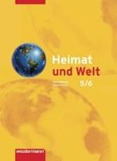 Heimat und Welt 5 / 6. Schülerband. Mecklenburg-Vorpommern