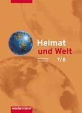 Heimat und Welt 7/8. Schülerband. Mecklenburg-Vorpommern