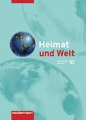 Heimat und Welt 10. Schülerband. Lehrplan für das 7.-10. Sachsen