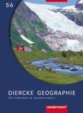 Diercke Geographie 5/6. Schülerband. Sachsen-Anhalt