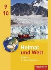 Heimat und Welt Geografie 9/10. Schülerband. Berlin und Brandenburg
