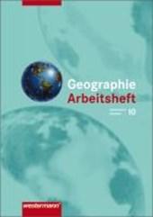 Diercke Geographie 10. Arbeitsheft. Gymnasium. Sachsen