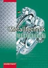 Metalltechnik Tabellenbuch