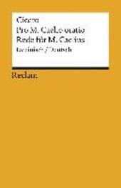 Pro M. Caelio oratio / Rede für M. Caelius