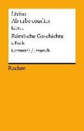 Ab urbe condita. Liber I / Römische Geschichte. 1. Buch