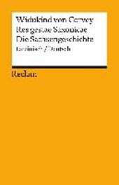 Die Sachsengeschichte