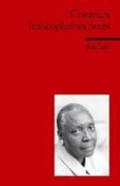 Conteurs francophones noirs
