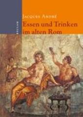 Essen und Trinken im alten Rom